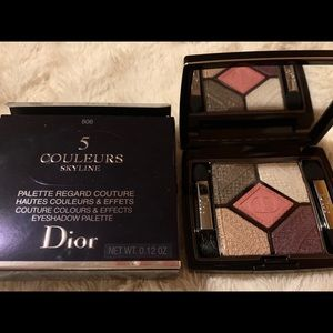 Dior eyeshadow palette capital of the light(LE)